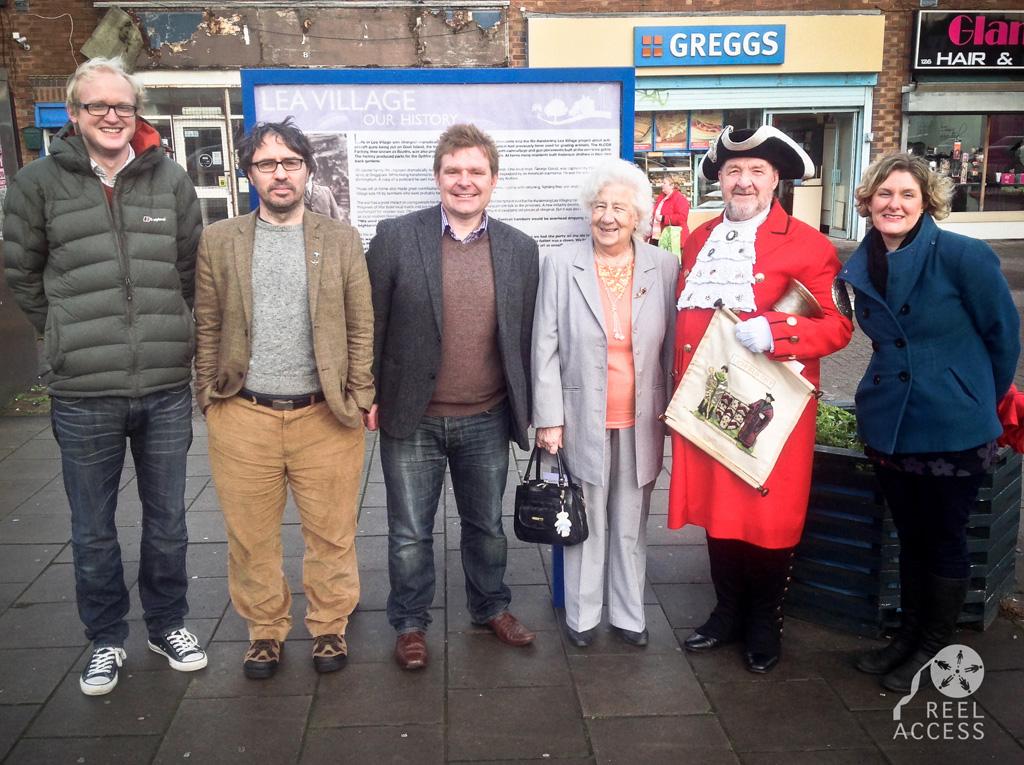 Councillor-John-Cotton-and-the-RALV-Team