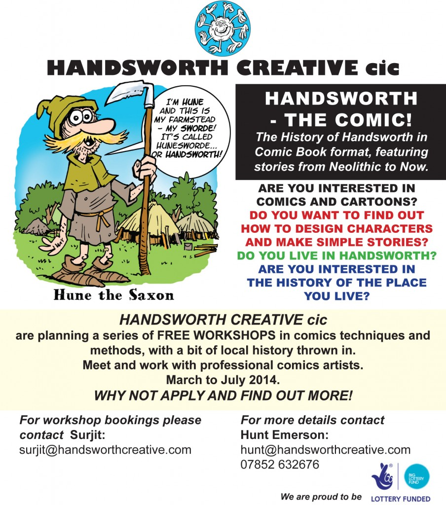 Handsworth-The-Comic